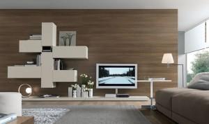 Furnish the interior furnishings
